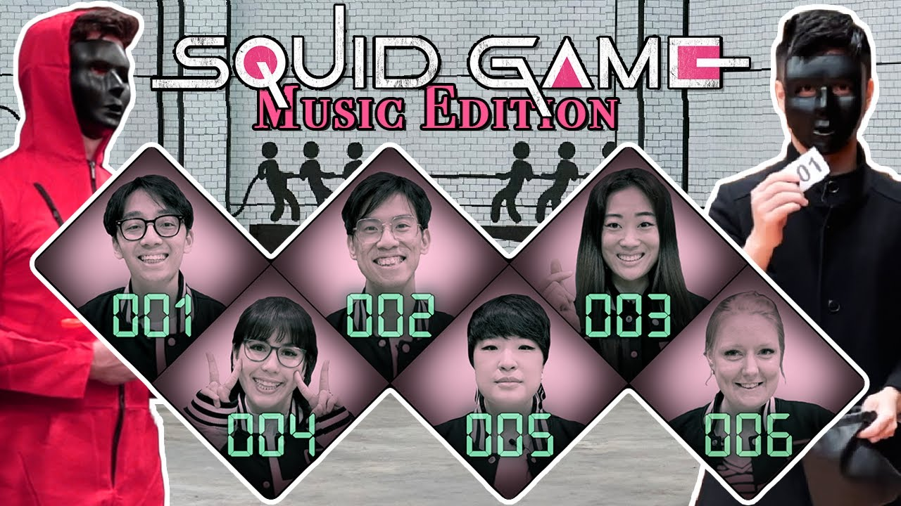 Download Squid Game: Music Edition