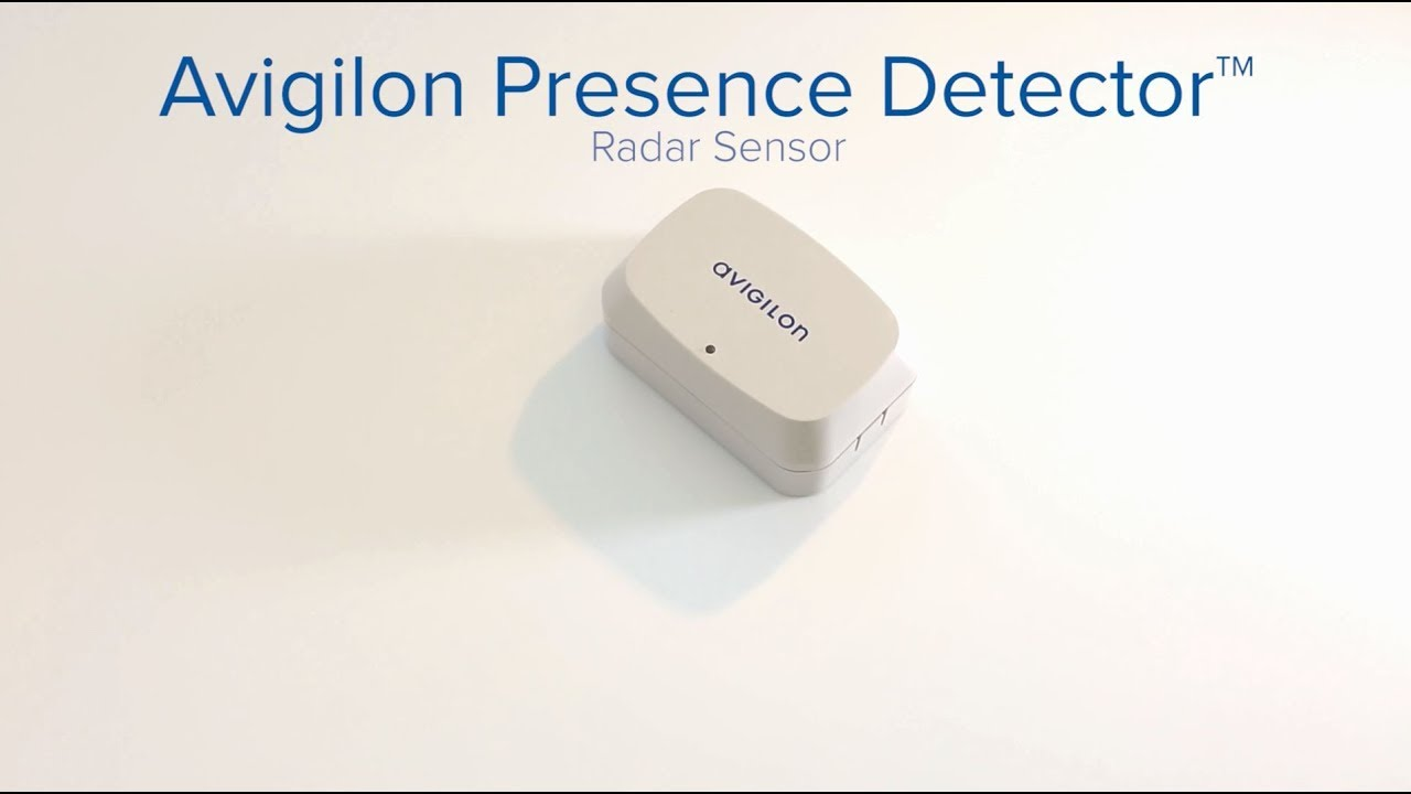 Avigilon Presence Detector