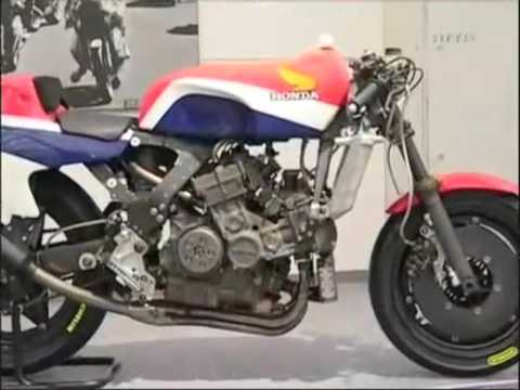 Arte Documentaire - Honda vs Yamaha   part 2