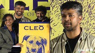 CLEO Book Launch   Anjali Venkatesh   Mohan Raja   Madhan Karky