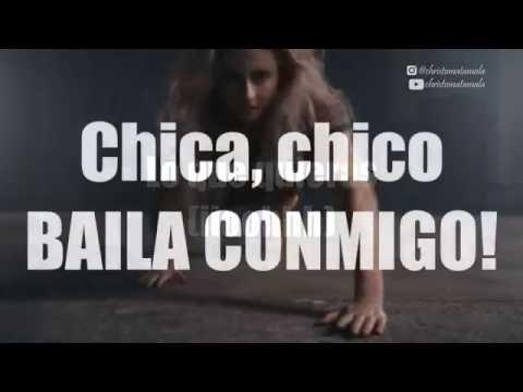 Chica, Chico Baila Conmigo Traduccion Español (luciana) how Malave
