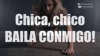 Chica, Chico Baila Conmigo Traduccion Español Luciana How Malave