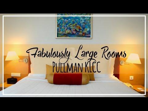 Kuala Lumpur | Pullman KLCC Executive Club Room & Lounge | Asia Luxury Travel Blog