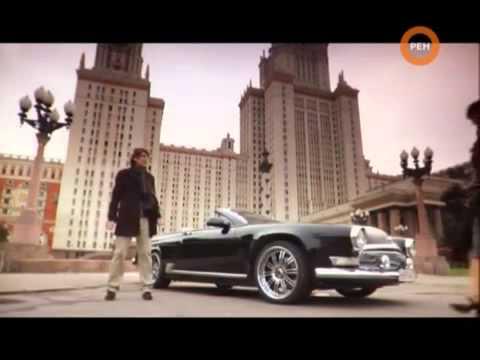 Top Gear Russia  Volga Roadster