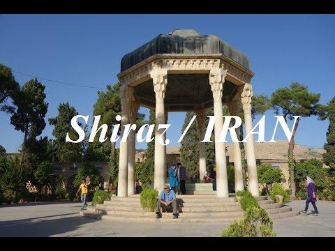 Tomb of Hafez Shiraz Part 67