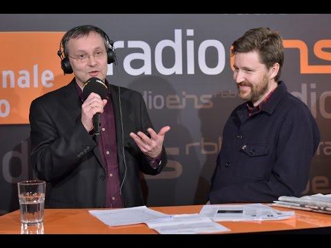 """Berlinale Nighttalk mit Andrew Haigh über """"45 Years"""""""