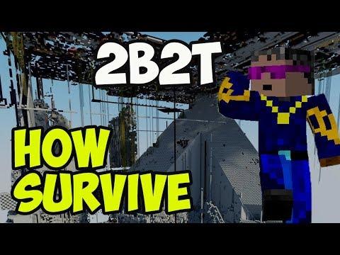 2B2T HOW TO SURVIVE In Minecraft (2020) - Udisen