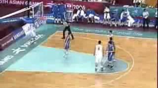 2006多哈亚运会男篮中国VS韩国h
