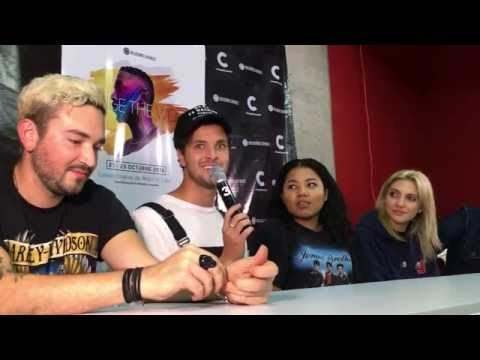 Hillsong Young & Free Interview