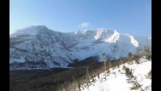 Winter Katahdin Traverse - Knife Edge
