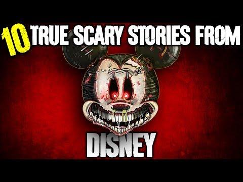 10 CREEPY Things that Happened at Disneyland