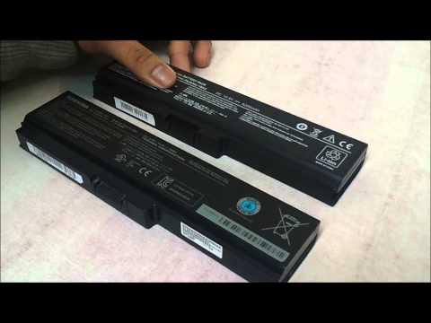 Orginal Laptop battery Vs ebay replacement