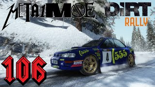 Subaru Impreza '95 @ Monte Carlo, Monaco 4/6 #106 DIRT RALLY - Let's Play - Deutsch
