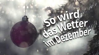 Wetterprognose Dezember 2019 Gibt Es Weiße Weihnachten