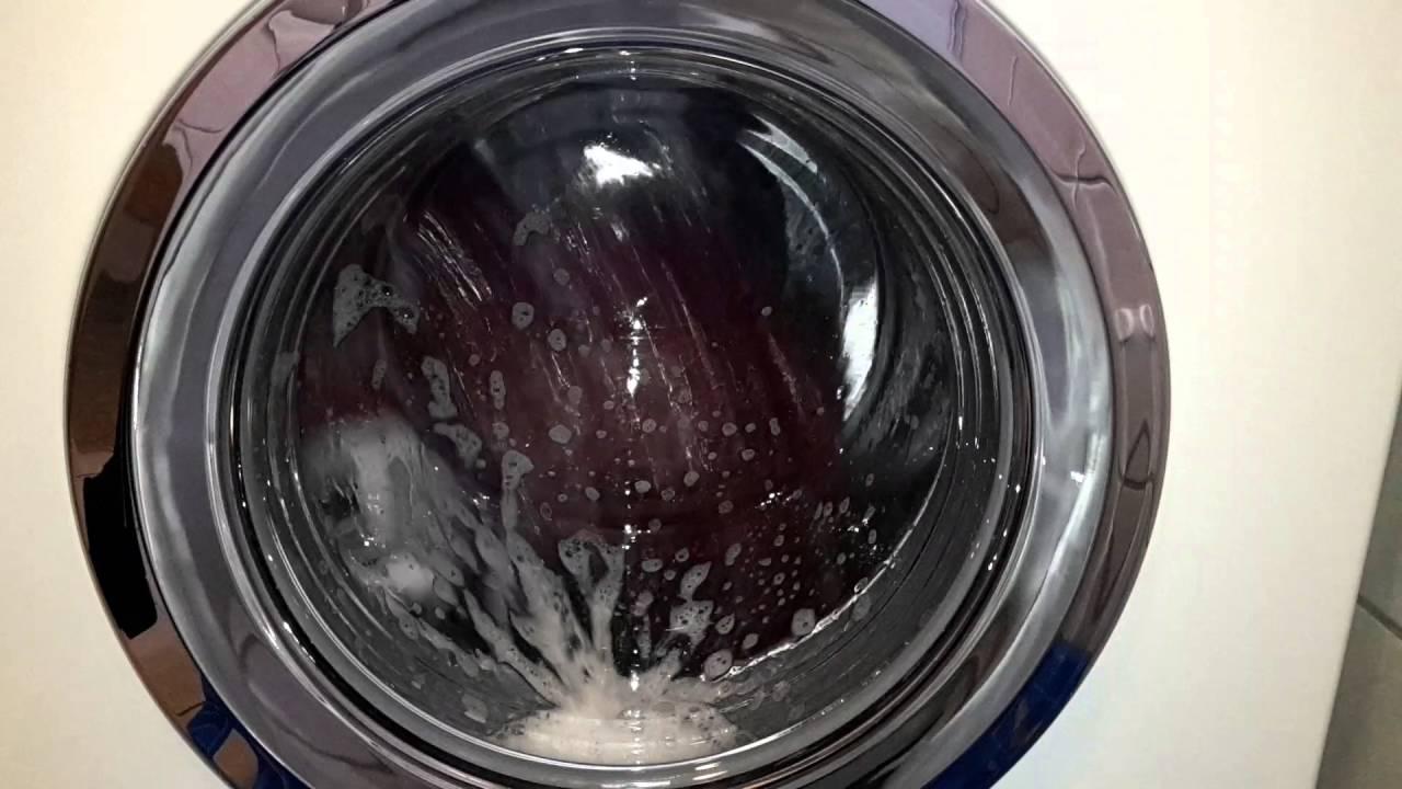 miele w classic eco wda 111 waschmaschine youtube. Black Bedroom Furniture Sets. Home Design Ideas