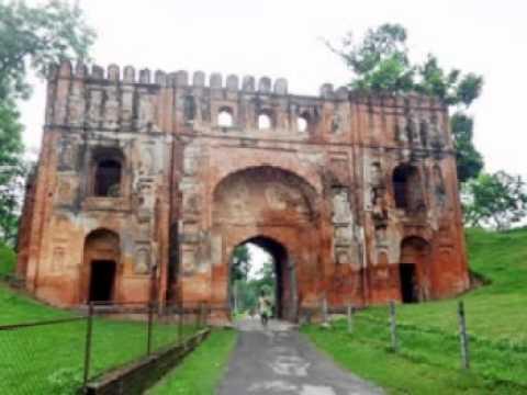 West Bengal Tourism - Gour at Malda district