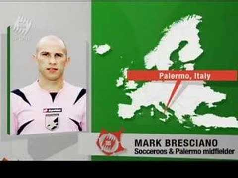 Mark Bresciano Interview
