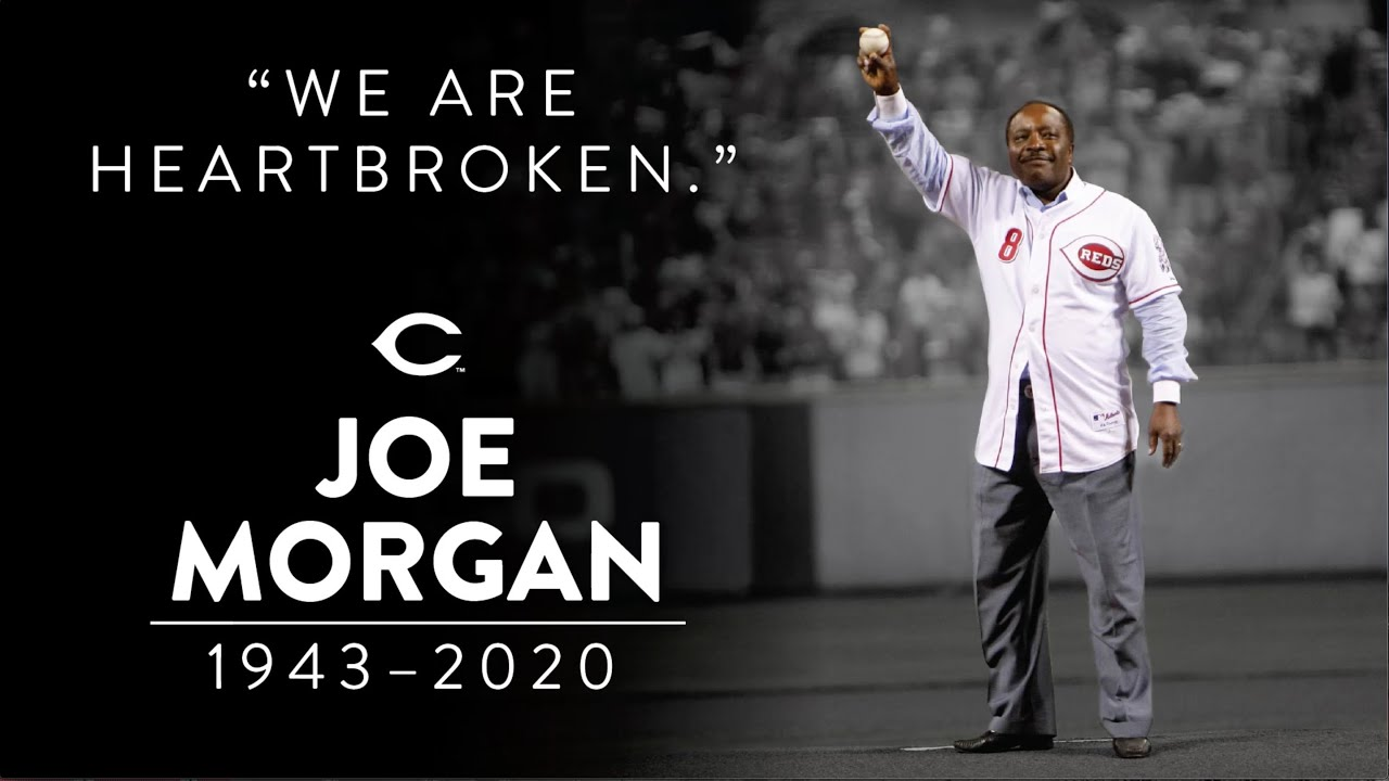 There was no Big Red Machine without Joe Morgan.
