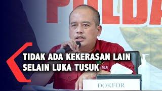 Ini Hasil Forensik Lengkap Tewasnya Editor Metro TV, Yodi Prabowo