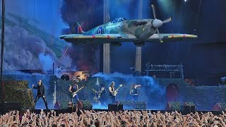 Iron Maiden  - Aces High -  Hannover  10.06.2018