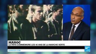 Le Maroc commémore les 40 ans de la marche verte et le rattachement du Sahara-Occidental