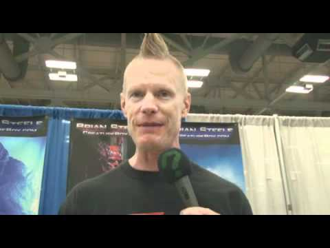 Interview with Brian Steele