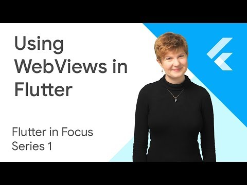 Using WebViews in Flutter - Flutter In Focus : FlutterDev
