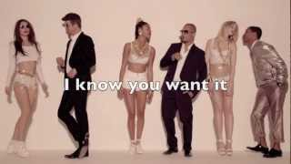 Robin Thicke - Blurred Lines (ft. T.I. & Pharrell) HD with Lyrics on screen thumbnail