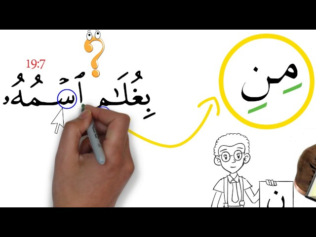 Tajweed Made Easy -   'Noon Qutni'