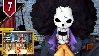 One Piece: Pirate Warriors 3 – Episode 7: Ghost Island Adventure ★ All Cutscenes + Treasure Events