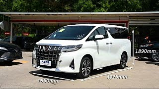 All New Toyota Alphard Facelift 2018 First Impression Review