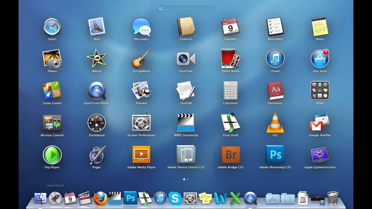 Writing computer programs for mac