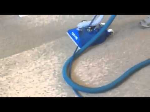 The New Hydro Force Cx 15 Rotary Carpet Cleaner Youtube