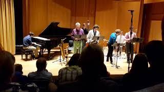 UW-MADISON Jazz Composers, Tyler Lustek composition