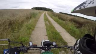 SIMSON FOR LIFE | S51 | S50 | Schwalbe | GoPro | Ostblock Society [Full HD]