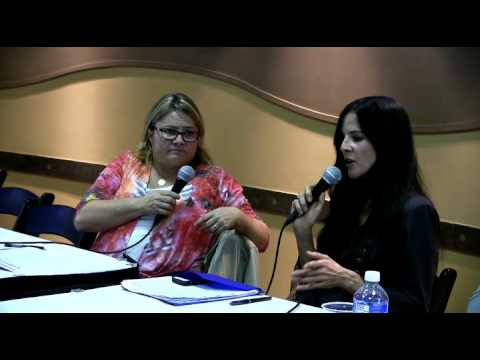 Dawn Lupul-Woodbine Racing Analyst-Interviewer