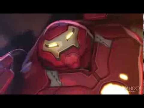 IRON MAN & HULK: HEROES UNITED Exclusive HD Clip