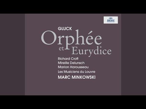 Gluck: Orfeo ed Euridice (Orphée et Eurydice) / Acte 1 - Air: Accablé de regrets