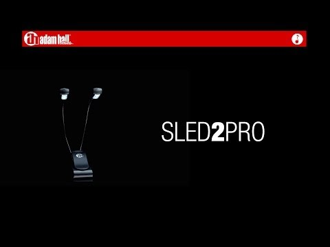 Adam Hall Stands SLED2PRO