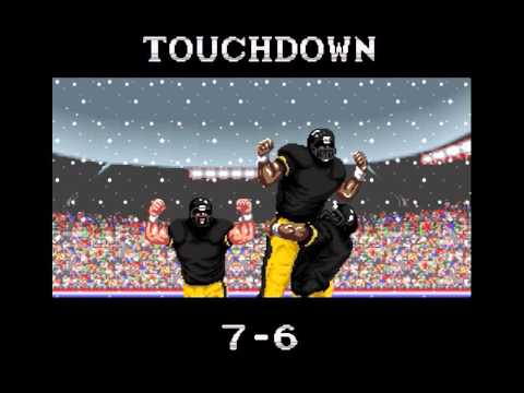 Tecmo Super Bowl Football Legends - Classic Football Returns