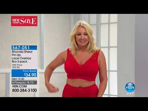 HSN | Body Solutions by Rhonda Shear 12.30.2017 - 09 AM