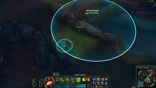 New Teemo Shroom & Passive Update - In Game Preview -  PBE Server  - 5.15 Patch - League Of Legends