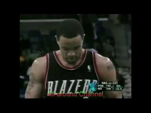 Damon Stoudamire 54 Pts @ Hornets 04-05