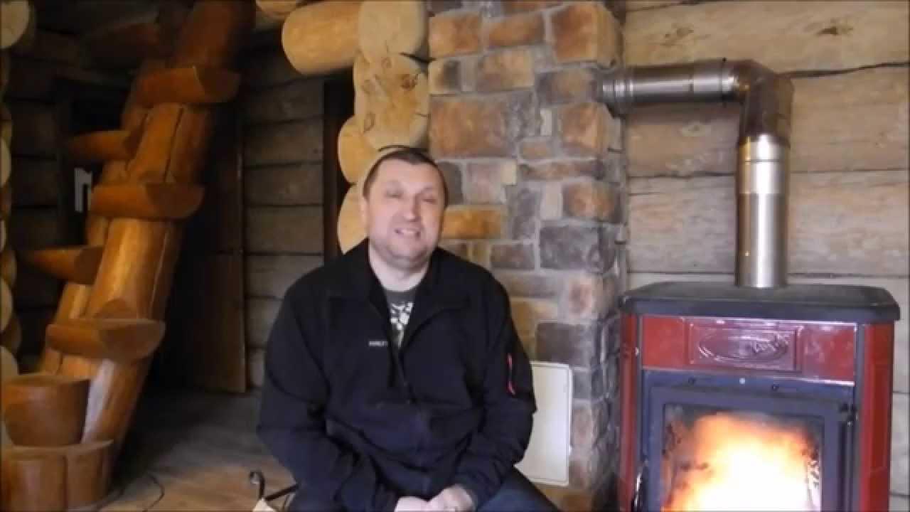 Водяные котлы для отопления дома на дровах своими руками