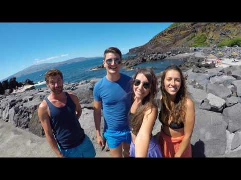 PICO ISLAND AZORES   ILHA DO PICO AÇORES   Volta à ilha 2017 !   GoPro 4K