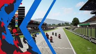 2021 MotoGP eSport Global Series Round 1 Highlights