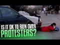 Is It OK To Run Over Protesters? (MWR, BF1, & Overwatch Commentary)
