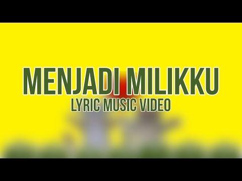MENJADI MILIKKU - Adera, Kunto Aji, Segara (Stop Motion Lyric Music Video)