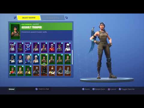*NEW* DARK WINGS BACK BLING SHOWCASED ON ALL SKINS! | BEFORE YOU BUY RAVAGE | FORTNITE