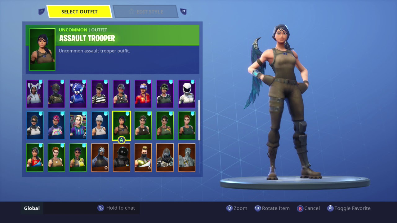 how to get the wings back bling on fortnite